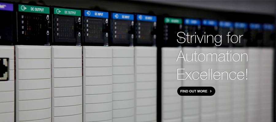 Striving For Automation Excellence! Find out more ...